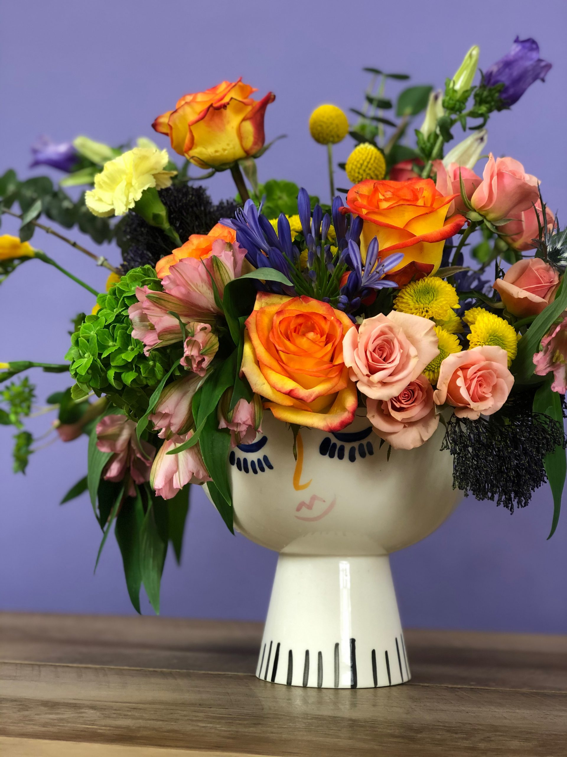 How to Create a Foam-Free Arrangement at Home